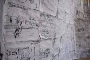 inzoom tekeningen in SKETCH